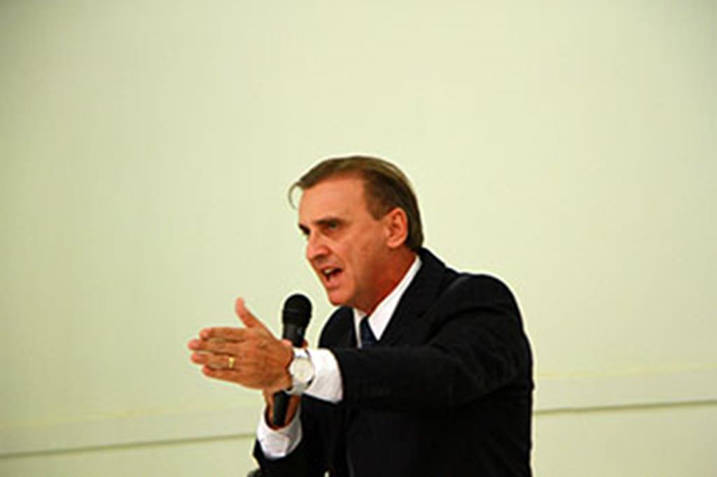 Deputado estadual Ademir Brunetto