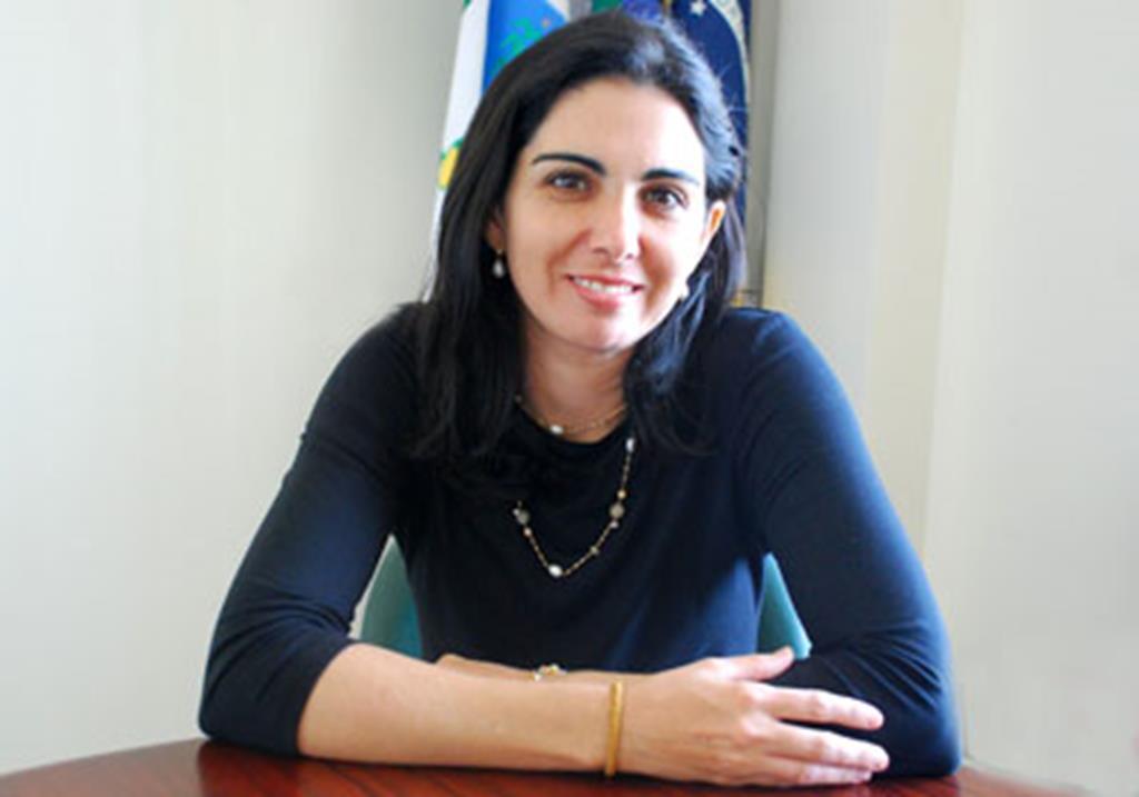 Rosilene Sangüini Schroeter, secretária de Assistência Social de Campo Verde