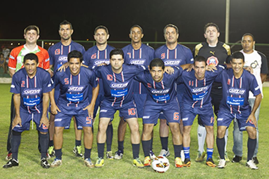 Tribo da Moda, vice-campeã da 2ª Copa Comércio de Futebol Society
