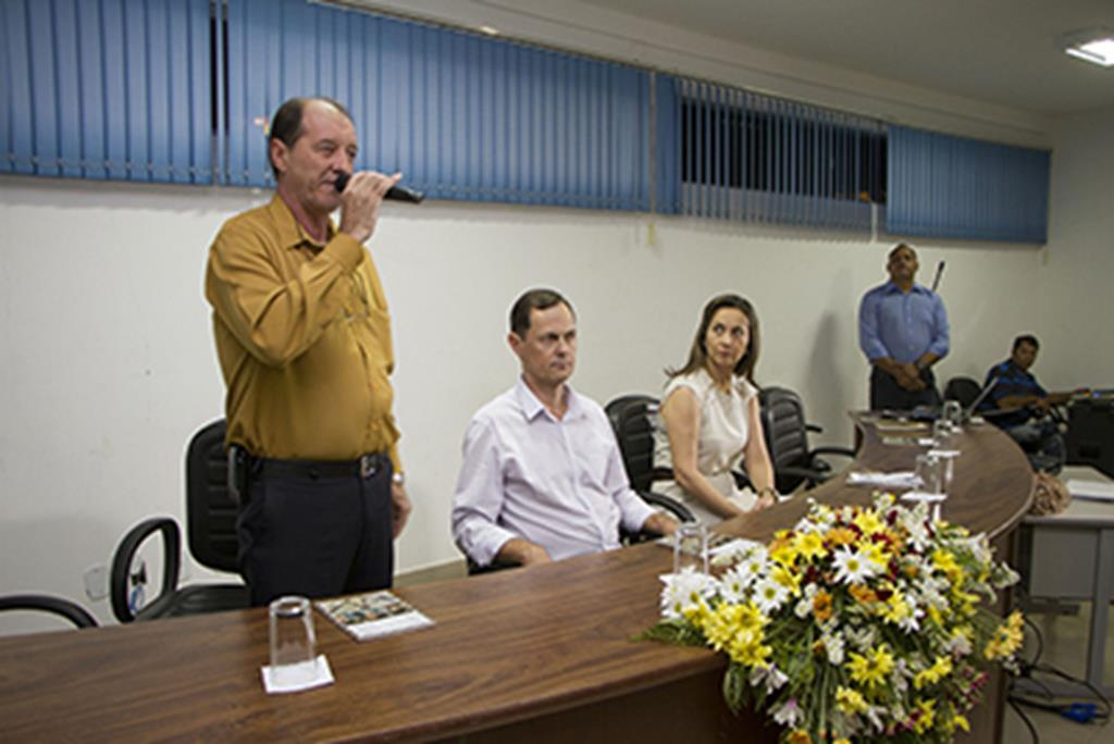 Peri Facco Dala Nora, assessor pedagógico da Secretaria Estadual de Educação