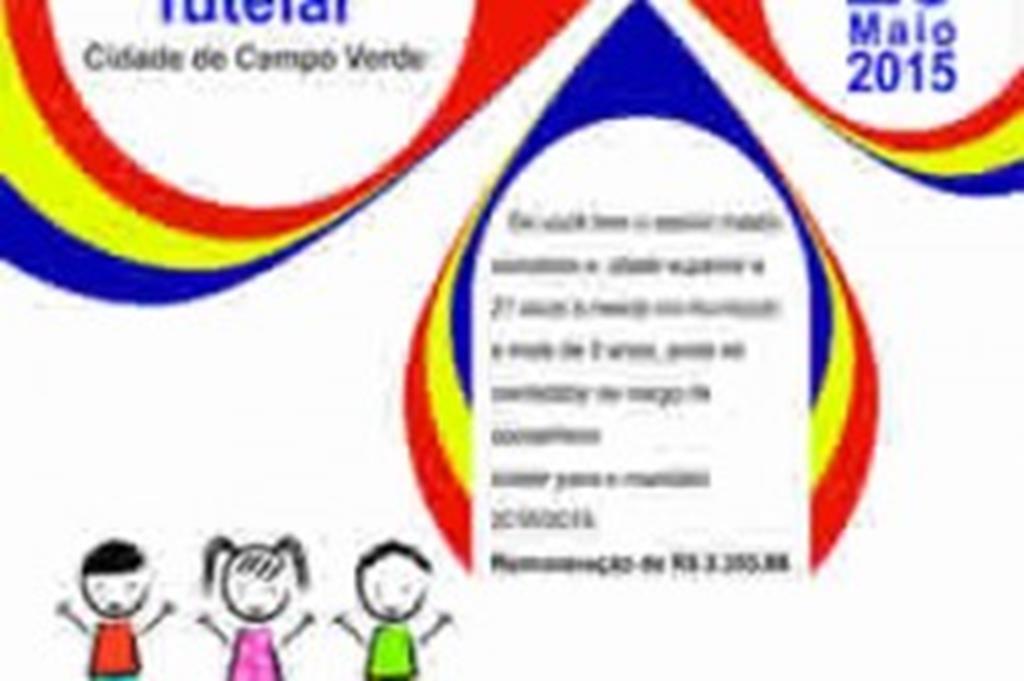 Inscrições para eleições do Conselho Tutelar terminam dia 29