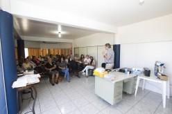 Profissionais da saúde participam de capacitação sobre hanseníase e tuberculose