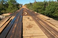 Reforma de ponte sobre o Rio das Mortes é concluída