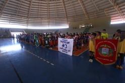 Começam os Jogos Escolares Municipais da Juventude