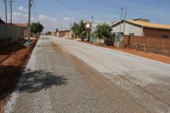 Pavimentação avança no São Miguel