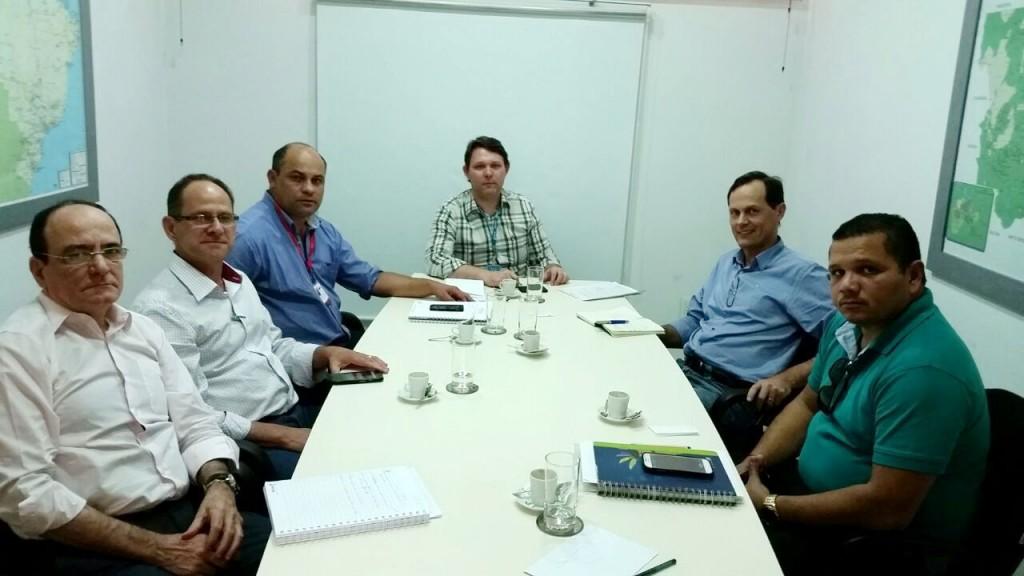 Reunião com diretores da Energisa