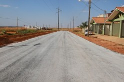 Prefeitura conclui mais uma etapa de pavimentação da Avenida Campo Grande