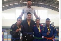 Atletas de Campo Verde conquistam títulos no Jiu-jitsu