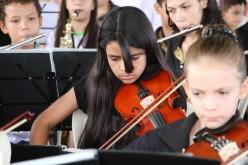 Orquestra Sinfônica Jovem de Campo Verde se apresenta hoje à noite